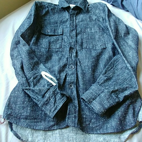 8d7cb257c29 Taylor Stitch Utility Shirt Selvedge Denim. M 5b79f438035cf1e0d25d4471